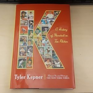 K: A History of Baseball in Ten Pitch